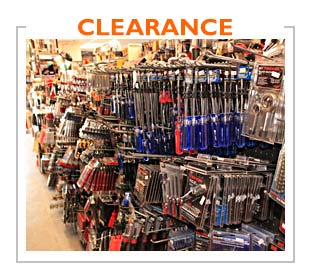 Clearance & Close-Outs